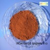 high quality iron oxide brown