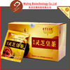 Organic healthcare food ganoderma lingzhi tea