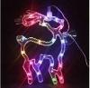 USB Christmas Moose Light
