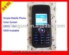 OEM China Mobile Phone Low Price Mobile Phone T270