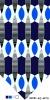 Fashin stripe Design Print Necktie