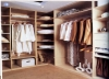 open-shelf wardrobe