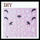 3D nail sticker printing paper nail art