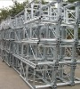 Hoist mast section