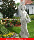 marble nude woman statue