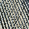 Heavy duty welded flooring galvanized steel grating