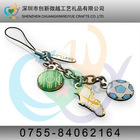 custom fashional cell phone strap