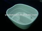 Foot bath foot bath automatic heating massage bubble footbath wash footbath deep barrel mould
