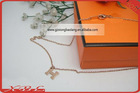 fine gold jewelry necklaces imitation brands