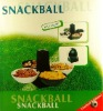 Snack ball, snack bowl
