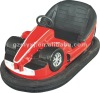 2012 new popular bumper car racing game machine
