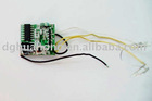 Rc car receiver pcba