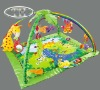 rain forest baby play mat