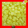 flatback non hot fix pearl for garment/decoration/craft