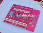 music sound book for children education