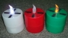 CD023 solar candle lamp