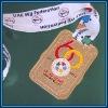 Gold colored metal sourvenir medal