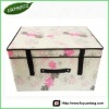 Large Elegance Non-woven Fabric Storage Box