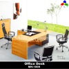 Modern Office Table Maple color(MH-1009)