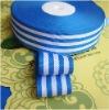 New hot cheap blue Stripe Ribbon