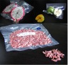 Vacuum storage bags for use with pump sealer