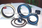 Supply clean and oil seal ring