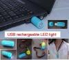 LED Mini USB Torch light