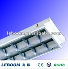 T8 Recessed Grille Lighting 2X18W