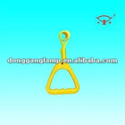 Plastic Triangle Yellow Export City Bus Handle