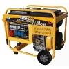 Silent type air-cooled diesel generator