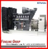 Perkins 1500kVA/1200kW Diesel Engine Generator Set With ISO Certificate(Perkins+Stamford)