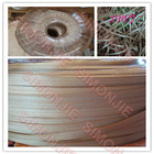 Eco-friendly PE plastic construction rattan