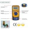VA51 VA51R VA51 VA51R Extra-safety auto identify multimeter with TRMS