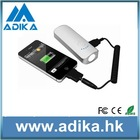 Cheap 4000-5200mAh USB Power Bank For Mobile Phone ADK-B102