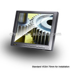 Support Full HD. 10.4 inch touch screen monitor