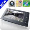 4.3 inch Built in Camera DVR car GPS navigation