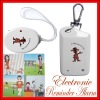 white Electronic Personal Reminder Wireless Pets Bags Alarm