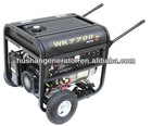 7.0kw gasoline generators (Plastic Oil Tank) 60hz