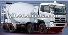 Dongfeng brand new feed concrete mixer truck for sale