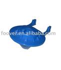 Normal PVC tank flapper