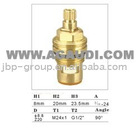 Brass Ceramic Cartridge