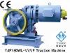630-800kg MRL & Horizontal Installation Passenger Lift machine