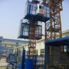 Construction hoist with CE