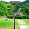 Solar lamp for garden