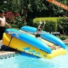 newly enjoyable outdoor Inflatable water slide
