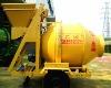JZC350B Conical Reversal Discharging Concrete Mixer