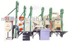 Whole set rice mill, rice mill production line, rice mill unit complete