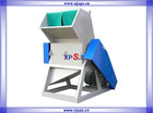 Plastic shredder machine, crusher machine