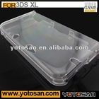 Crystal Protective Case For 3DS XL---Clear