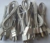 Brand new 8pin usb data lighting cable for iphone5,ipad mini,ipad4